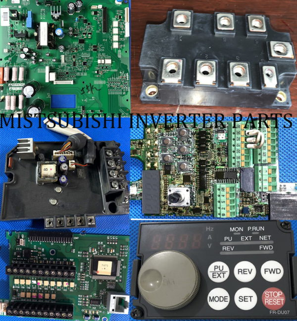 mitsubishi inverter parts